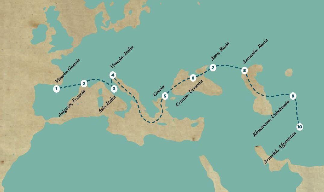 Conferencia de Isabel Mellén «El increíble viaje de Fray Pascual de Vitoria» (15 de noviembre)