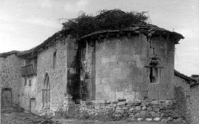 Nueva investigación sobre la ermita de Cárcamo de la mano de Isabel Mellén y José Antonio Munita Loinaz