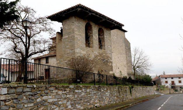Iglesia de San Esteban de Subijana de Álava
