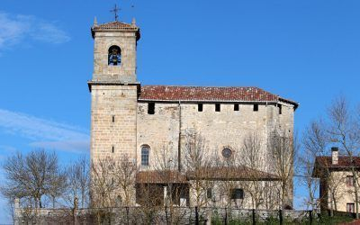 The church of Our Lady of the Assumption in Ordoñana