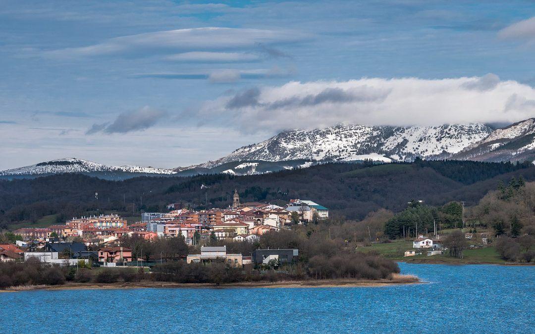 Patrimonio medieval en el embalse de Urrunaga (suspendida)