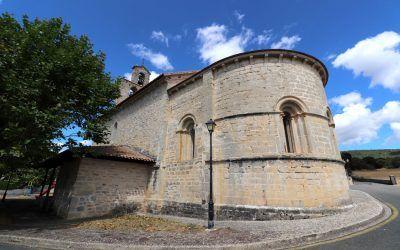 Iglesia de la Natividad de Hueto Arriba