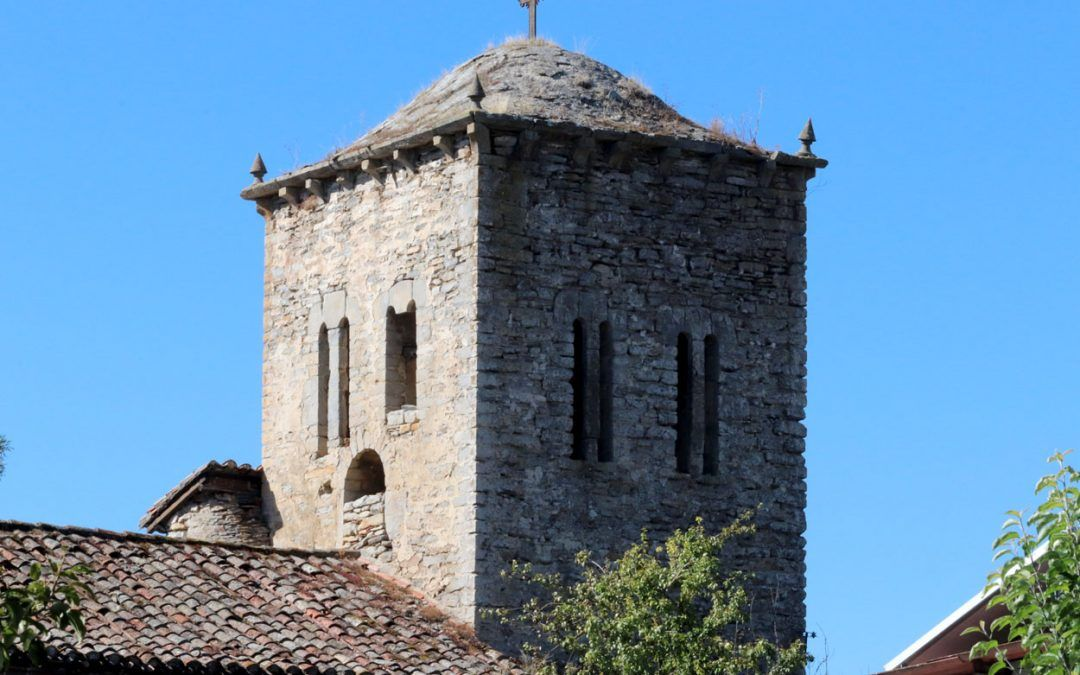 Iglesia de San Andrés Apóstol de Legarda