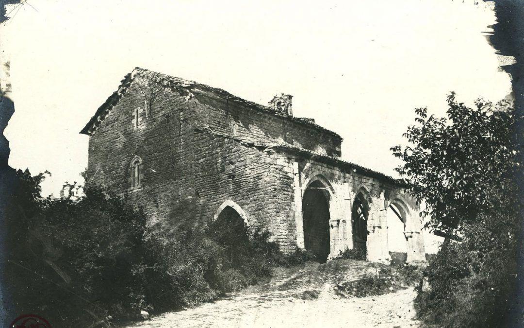 Antes y después. El románico en Álava a través de las fotografías antiguas